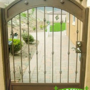 Las Vegas Fence Company Henderson Nv Wrought Iron Fence