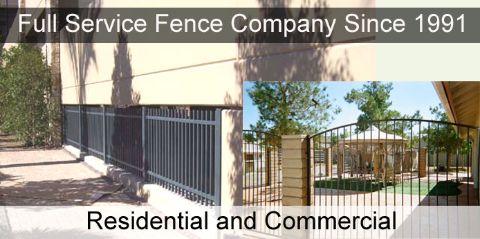 Las Vegas Fence Company Henderson Nv Wrought Iron Fence